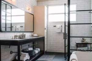 小型装修盛行 浴室改造普遍硅二极管